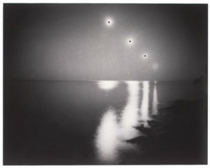 Chris McCaw, Sunburned GSP #202 (San Francisco Bay), 2008