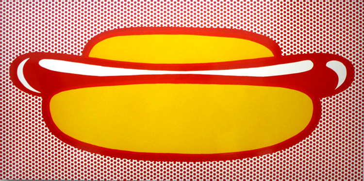 Fast Food Art