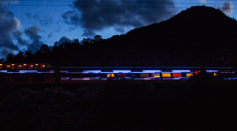 Going Station to Station with Doug Aitken