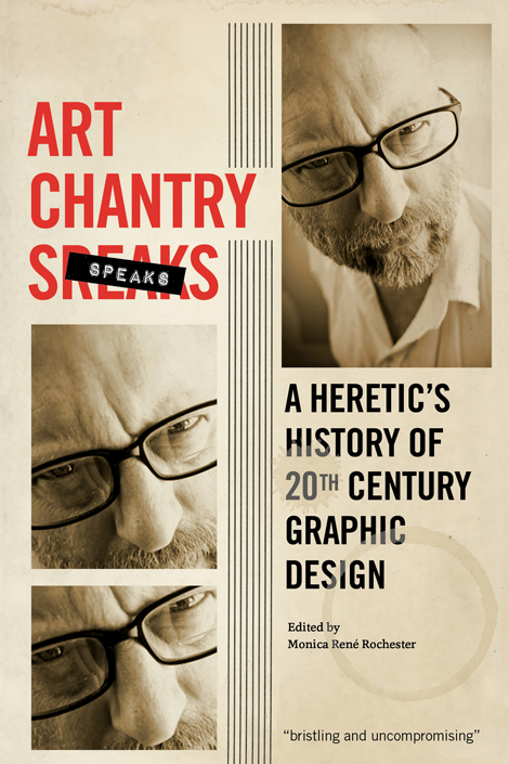 Art Chantry Speaks large cover UNDER THE RADAR