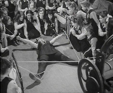 The original naughty schoolgirls: The Belles of St. Trinain's.