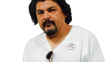 Martin Durazo, photo by Lisa De Simone.