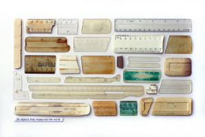 "Steve McPherson, ""28 Objects That Measure the World"" (2010)"