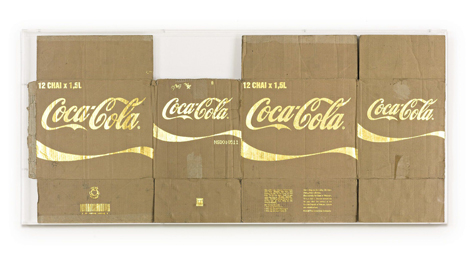 Danh Vo, Untitled, Coca-Cola, 2011. Sotheby's New York.