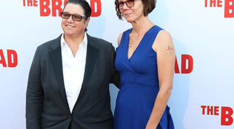 Cathy Opie and Julie Burleigh