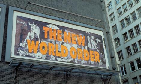 NewWorldOrderBillboard 470x280 Art World War Art