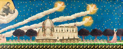 Fernandez CathedralMilitant Dan Hernandez: Genesis 2015