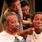 TAOK Preparing for a reenactment scene from Drafthouse Films documentary The Act Of Killing 150x150 <ns>Contents January 2016</ns>