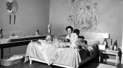 Peggy Guggenheim, Courtesy of the Peggy Guggenheim Collection Archives, Venice.