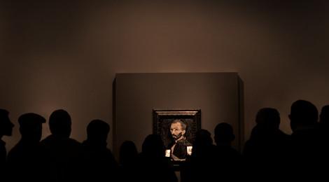 Communion, Norton Simon Museum, Pasadena, 2013.
