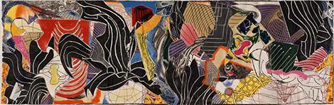 063 FS Frank Stella: A Retrospective <h6 class=sub>@Whitney Museum of American Art/New York City</h6>