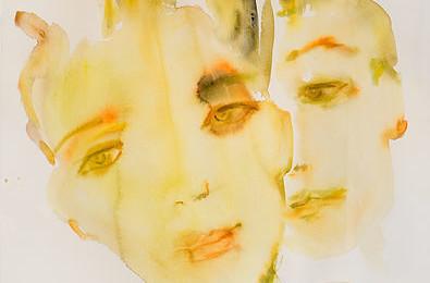 Kim McCarty, Double Portrait, 2015