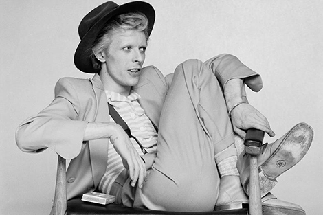 David Bowie: Ashes to Ashes - Artillery Magazine
