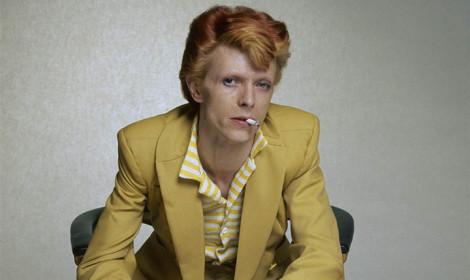 David Bowie, Photo: Terry O'Neill