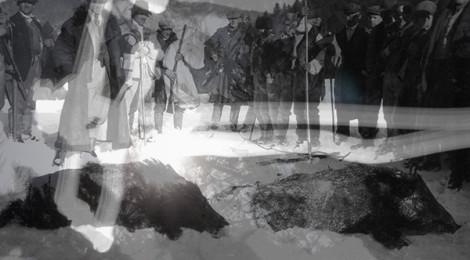 George Legrady, Day & Night Transylvania Hunt, 2015, courtesy of the artist and Edward Cella Art + Architecture