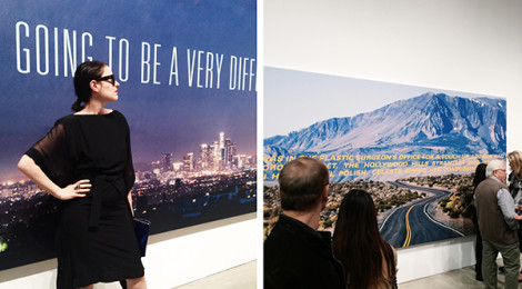 That's Entertainment: Alex Israel and Bret Easton Ellis at Gagosian