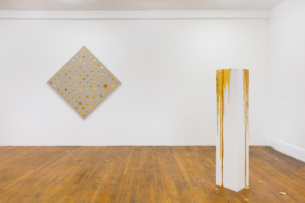 """Kang Seung Lee, """"and Child,"""" installation view, courtesy of the artist and Commonwealth & Council. Photography by Ruben Diaz."""