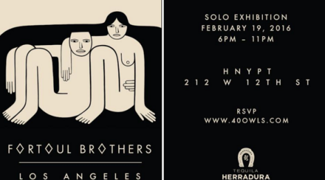 """Fortoul Brothers """"Los Angeles"""""""