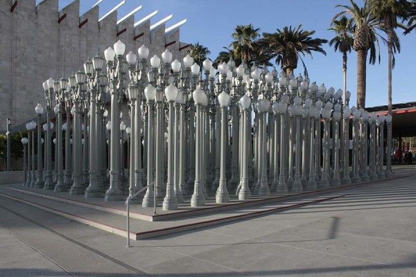 public LACMA Chris Burden installation overview 600x400 PUBLIC DISPLAY