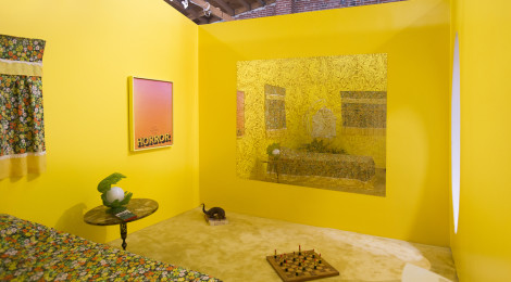 "Ariana Papademetropoulos, ""Wonderland Avenue,"" installation view, courtesy of the artist and MAMA Gallery."