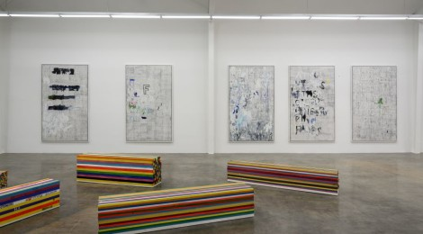 "Mark Dutcher, ""Time Machine,"" installation view, courtesy of the artist and Jason Vass."
