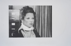 Peter Mitchell Dayton, Gretchen Corbett (File Cabinet), 2012, courtesy of the artist and CB1 Gallery.