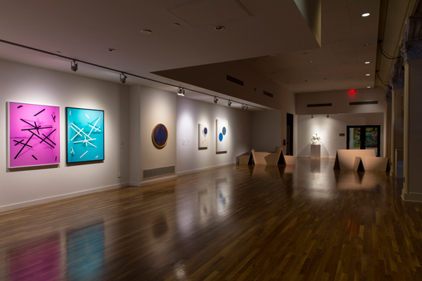 Installation View, Second Wave: Aesthetics of the 80s in Today's Contemporary Art