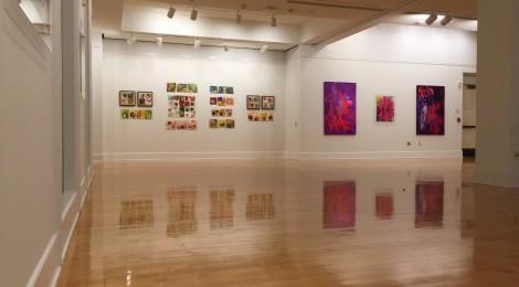 "Natasha Shoro and Anushe Shoro, ""The Essence of Being,"" installation view, courtesy of the artists and Soka University."