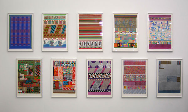 EduardoPaolozzi UniversalElectronicVacuum Frieze Fair Highlights 2016