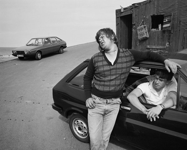 KILLIP  Bever Skinningrove N Yorkshire  1980 Chris Killip