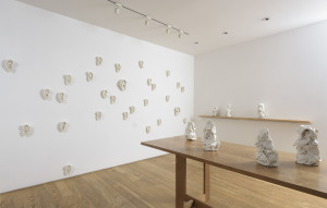 Mineo Mizuno Installation view at Samuel Freeman 2016. Photo by Alan Shaffer 2 300x191 <h6 class=sub>Samuel Freeman: </h6><h1 class=post title entry title>Mineo Mizuno</h1>