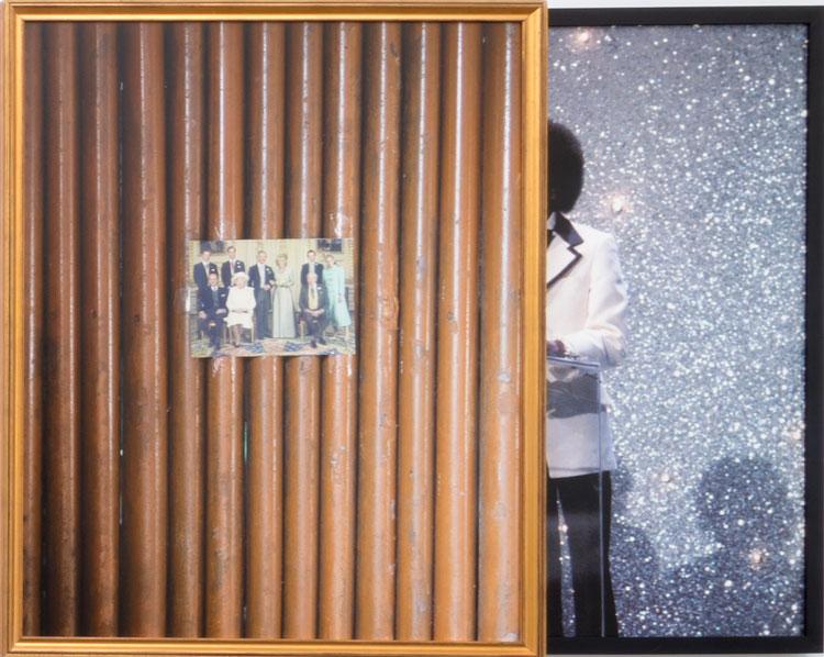 Todd Gray, Bamboo Royals, 2014,
