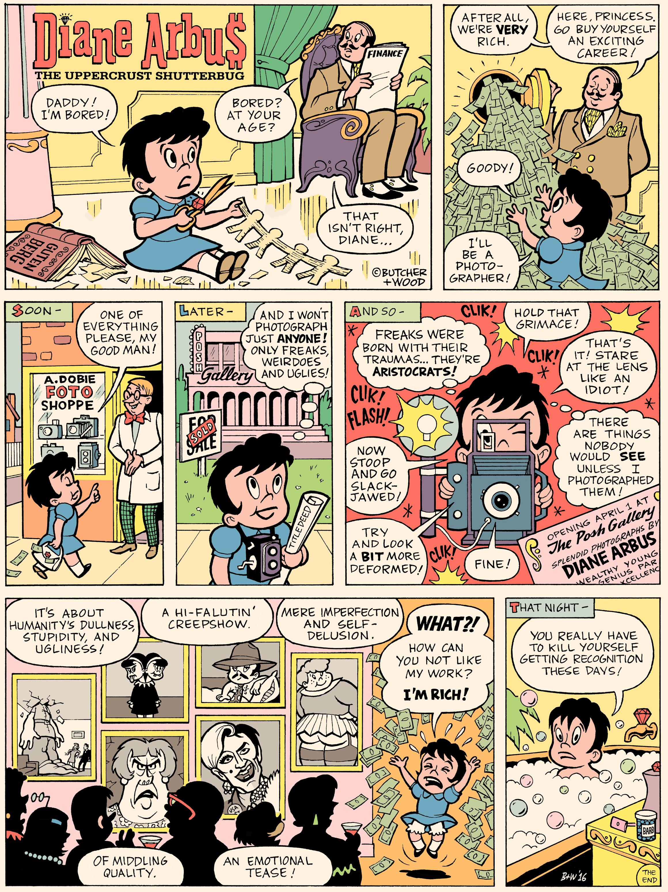 comic Arbus web Diane Arbus