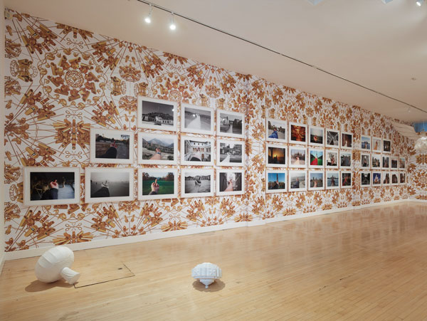 Ai Weiwei, OVERRATED, Installation view, courtesy of the artist and Haines Gallery