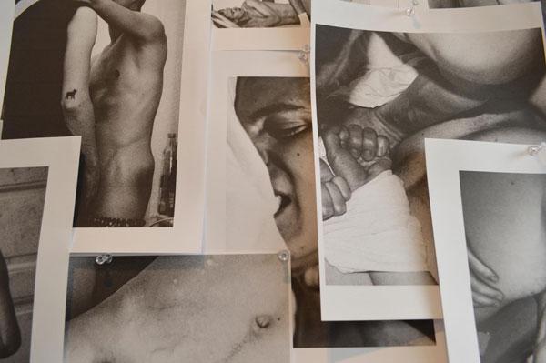 Art Queer Bienial II Matt Lamber and Jannis Bersner Vitium 2016 Queer Biennial II