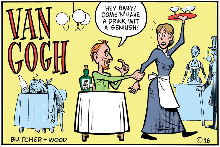 comix Vangogh 750 Comics