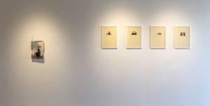 """Allusive Moment"", installation view, courtesy of MIM Gallery."