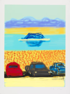 IPD 0348 BAT Untitled No 17 225x300 <h6 class=sub>LA Louver: </h6><h1 class=post title entry title>David Hockney</h1>