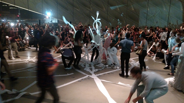 tp man ii No Beauty in Hell at The Broad