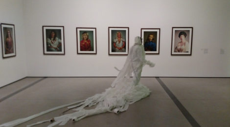 No Beauty in Hell at The Broad