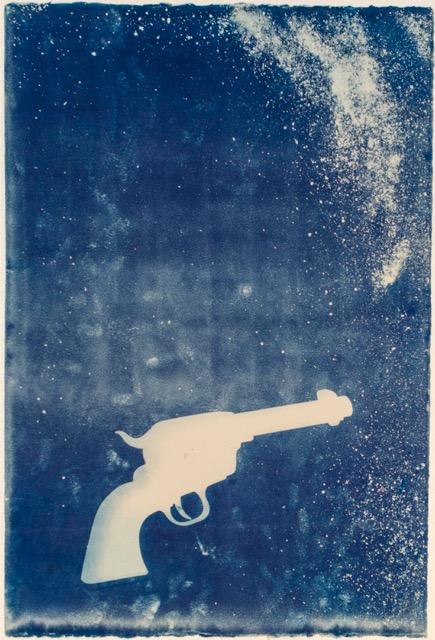 "Meg Madison, ""Pioneertown Six Gun,"" 2016"