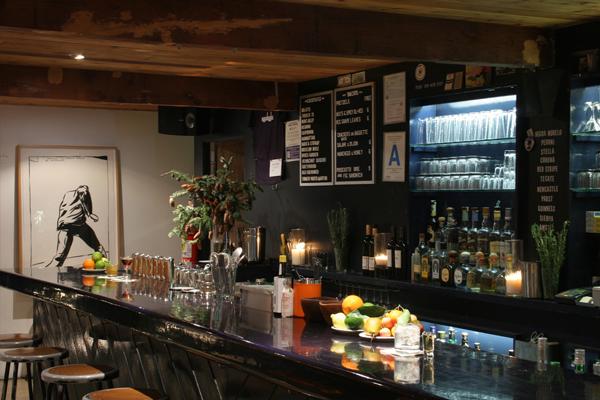 Mandrakes interior bar TOP TEN LISTS By Leanna Robinson