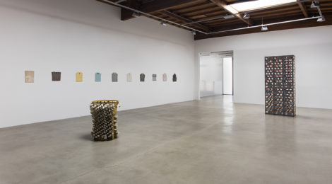 """Ricky"" and ""School of Hard Knocks"" (2016), courtesy Honor Fraser Gallery"
