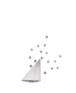 BrianReaUntitled7 2013 244x300 Weightless line, transparent plane, unbroken horizon, and the constructive dilemma:  the art of Brian Rea