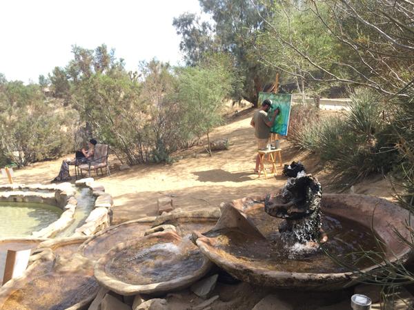 Desert Daze: No Need for Drugs