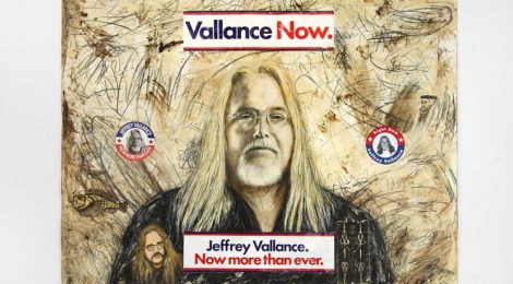 Jeffrey Vallance:  Now More Than Ever