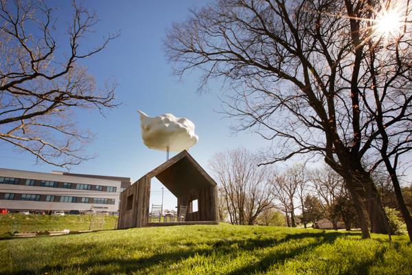 cloud house long shot FIELD REPORT: Springfield, Missouri