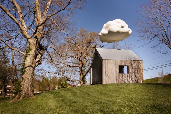 cloud house side FIELD REPORT: Springfield, Missouri