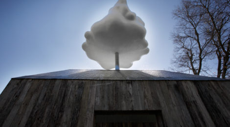 Cloud House, by Matthew Mazzotta