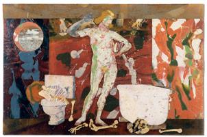 Garabedian Woman in the Bathroom CG00 39 72 Events